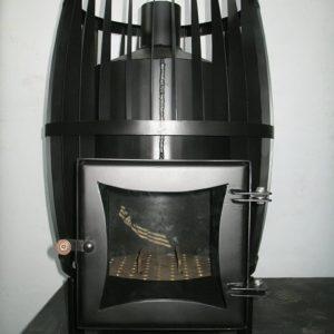 Мощность печи для бани