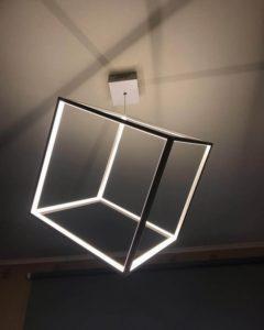 Мощность светодиодных светильников