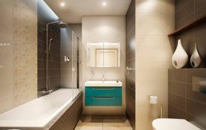 Стоимость услуг ремонта ванной комнаты