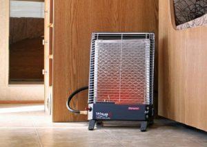 Польза газовых обогревателей для дачи