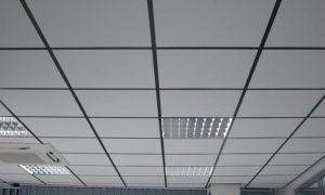 Надёжность потолка Армстронг