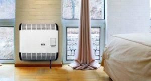 Недостатки газовых обогревателей для дачи