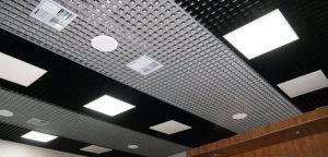 Преимущество подвесного потолка