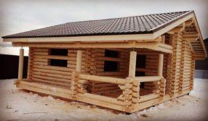 Грамотный проект одноэтажного дома
