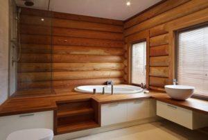 Возведения брусовых домов