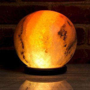 Как влияет соляная лампа на здоровье