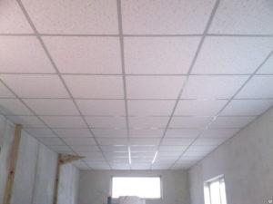 Виды подвесного потолка