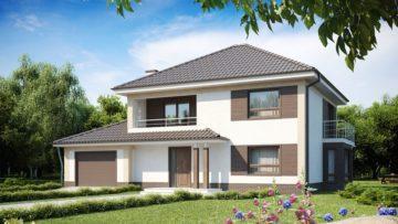 Бесплатные проекты домов из пеноблоков