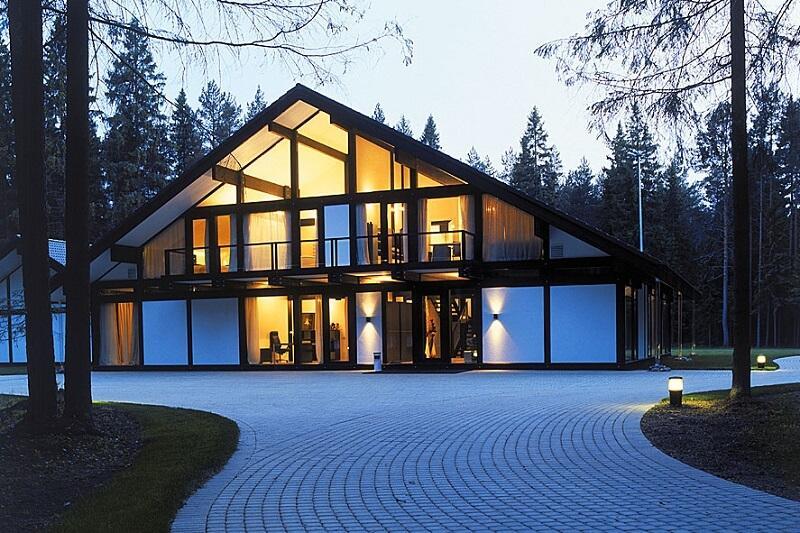 Как построить фахверковый дом