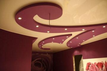 Потолок для гипсокартона