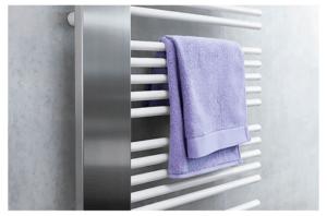 Настенные и напольные электрические полотенцесушители