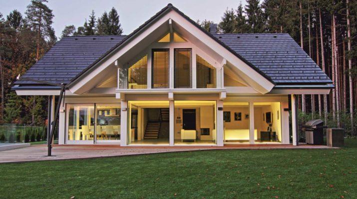 Каркасный или брусовый дом