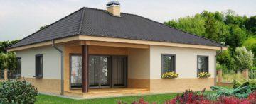 каркасные дома для постоянного проживания