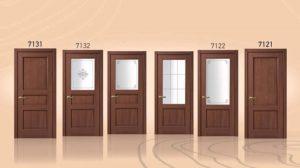 Размеры дверей Волховец