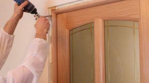 Как установить межкомнатные двери?