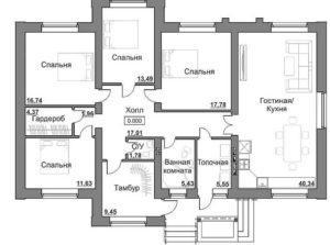 Особенности планировки при проектировании