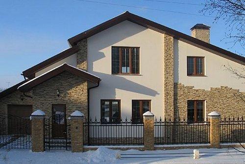 Построить дом из пеноблоков