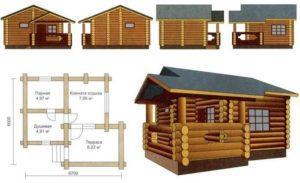 Дизайн бани