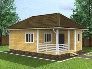 Как построить дом 7 на 7