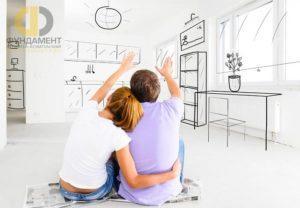 Планировка ремонта в квартире