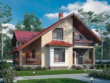 Строительство домов из пеноблоков под ключ проекты и цены