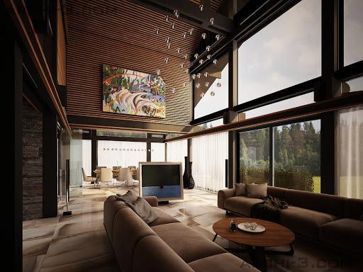 Дизайн фахверкового дома